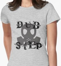 Dubstep Grey Gas Mask T-Shirt
