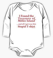 Monkey Island: Treasure of Melee Island One Piece - Long Sleeve