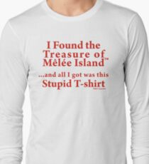 Monkey Island: Treasure of Melee Island Long Sleeve T-Shirt
