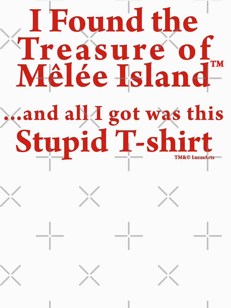 Treasure of Melee Island | Unisex T-Shirt