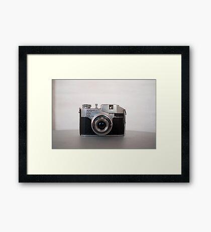 Comet Camera 1 Framed Print