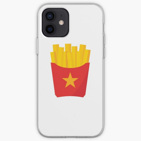 Coque iPhone « Dessin de frites McDonalds », par rachelfein ...