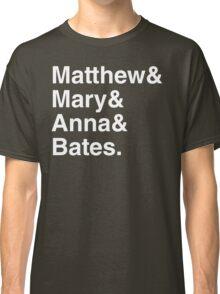 Upstairs and Downstairs Romance Shirt Classic T-Shirt