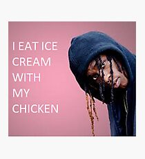 Young Thug Photographic Print