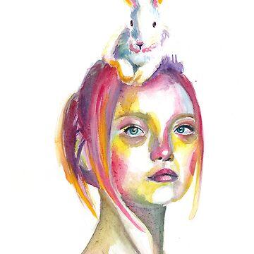 Bunny Girl by ElenaGatsenko