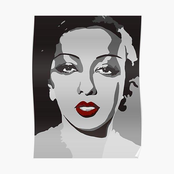 Josephine Baker, Zou Zou Poster