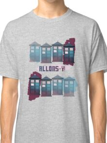 Allons~y!! Classic T-Shirt