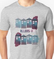 Allons~y!! T-Shirt