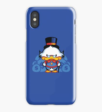 Hello Scroogie iPhone Case