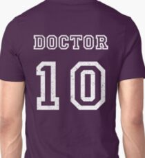 DOCTOR WHO 10th Unisex T-Shirt