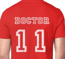 DOCTOR WHO 11th Unisex T-Shirt