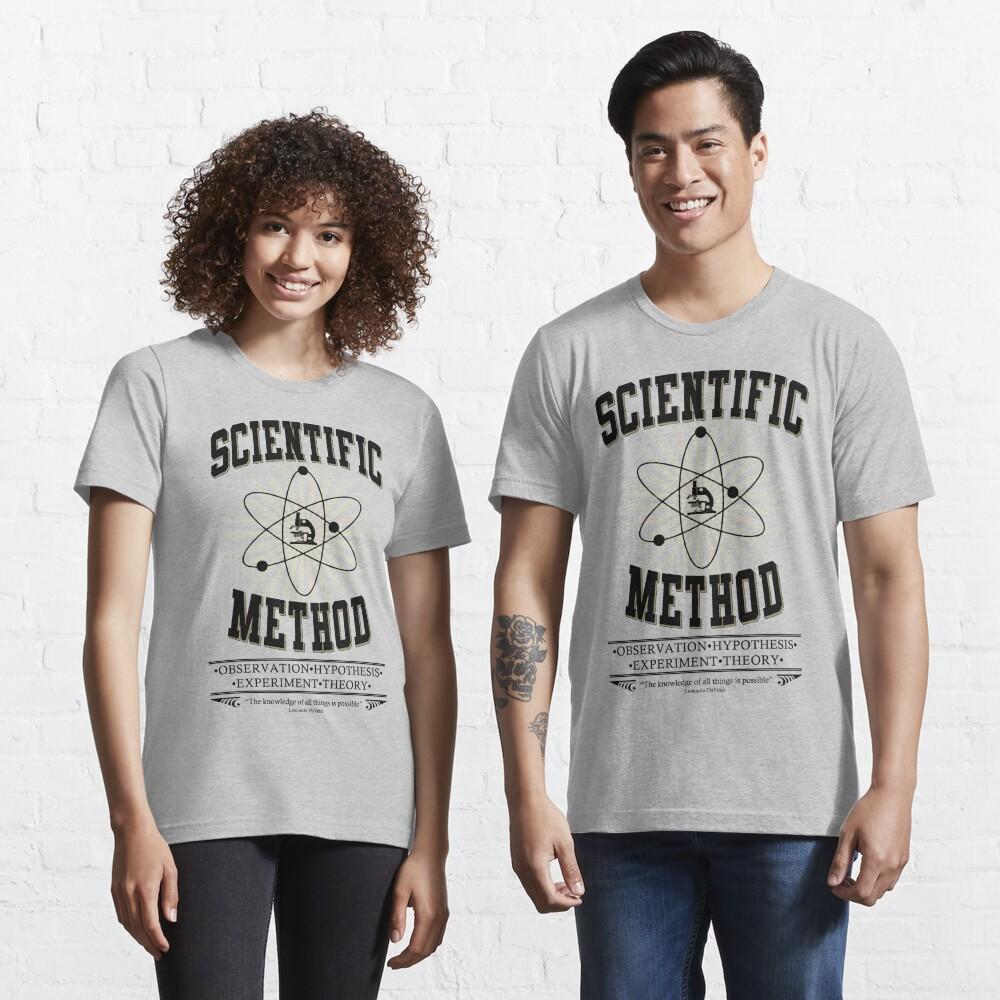 Scientific Method Essential T-Shirt