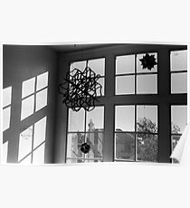 View of a Window Poster