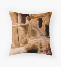Little Petra,Jordan Throw Pillow