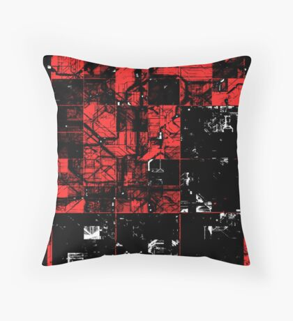 Blockwise // A New Error Throw Pillow