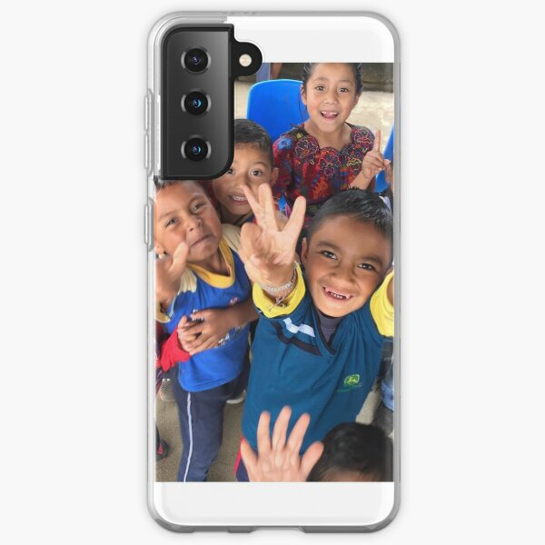 """Local Hope/Xela AID """"Our Gang"""" Samsung Galaxy Soft Case"""