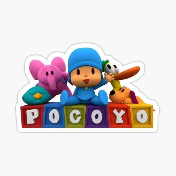 POCOYO Sticker