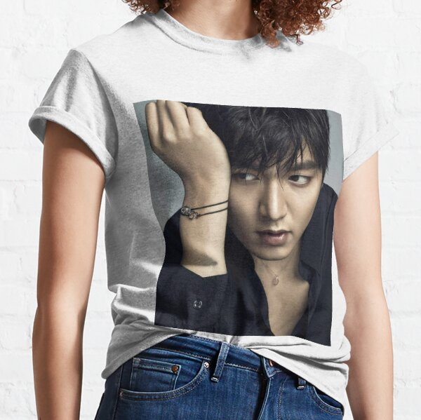 Lee min ho black Classic T-Shirt