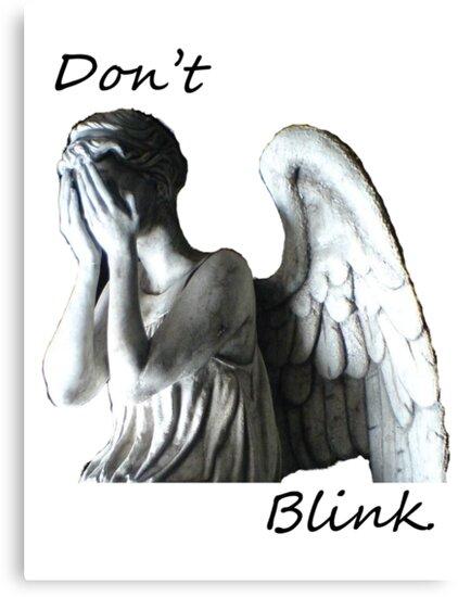Don't Blink! by Nicnacks