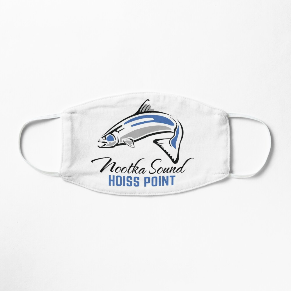 Hoiss Point - Nootka Sound - Salmon Logo Mask