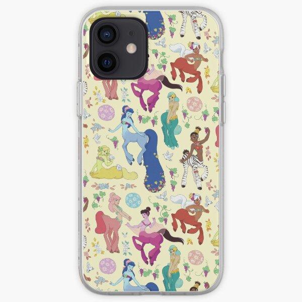 Centaurettes iPhone Soft Case