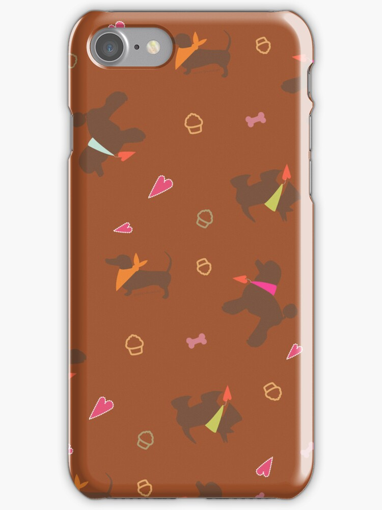 Chocolate Puppy Sprinkles by offleashart