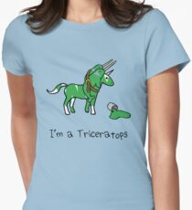 I'm A Triceratops (Unicorn + Narwhals) T-Shirt