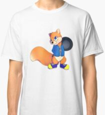 Conker  Classic T-Shirt