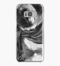 Snow Pug Samsung Galaxy Case/Skin