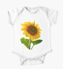 Sunflower Days One Piece - Short Sleeve