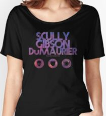 Scully, Gibson, Du Maurier Women's Relaxed Fit T-Shirt