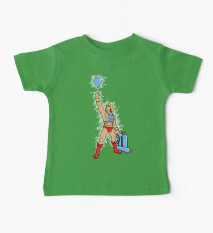 He(lium)-Man Kids Clothes