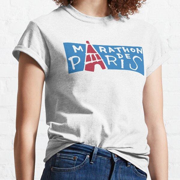 Marathon De Paris Classic T-Shirt