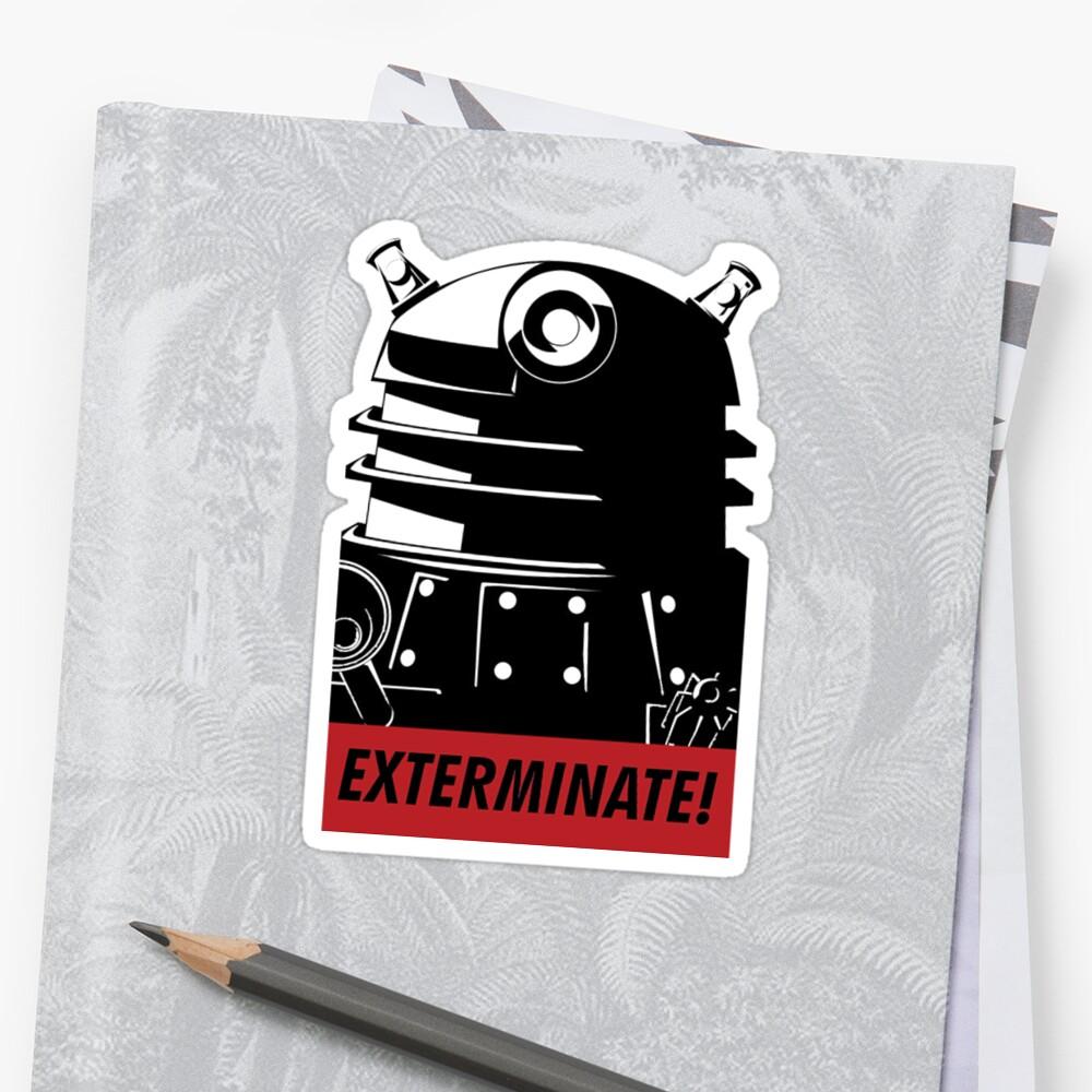EXTERMINATE!!! by briandexd
