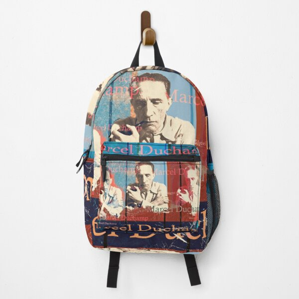 Marcel Duchamp Backpack