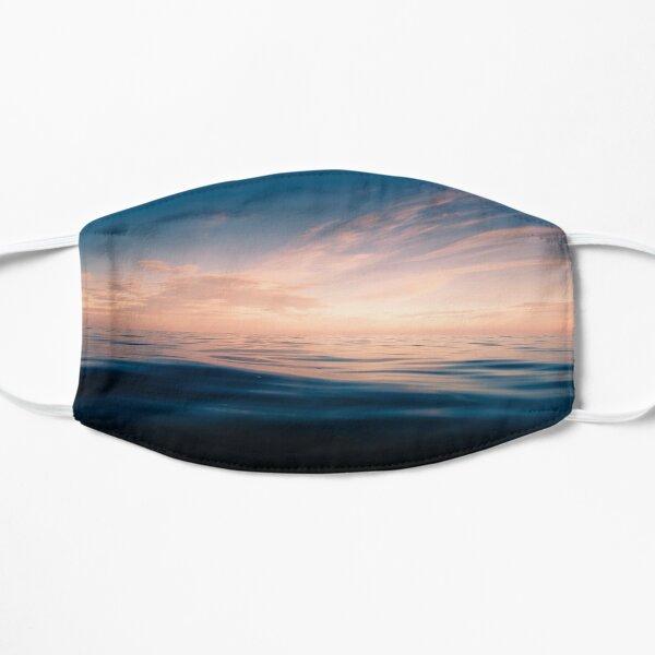 Tranquil ocean sunset  Mask