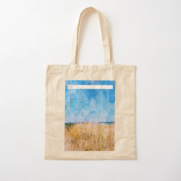 Greece Is... Cotton Tote Bag
