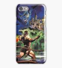 Castlevania  iPhone Case/Skin