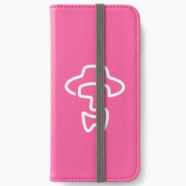 Das längste Weg-Logo iPhone Flip-Case