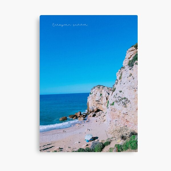European Summer Canvas Print