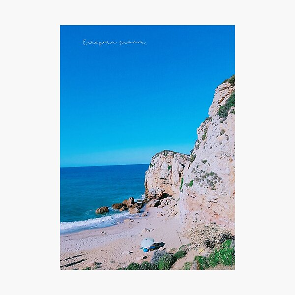 European Summer Photographic Print