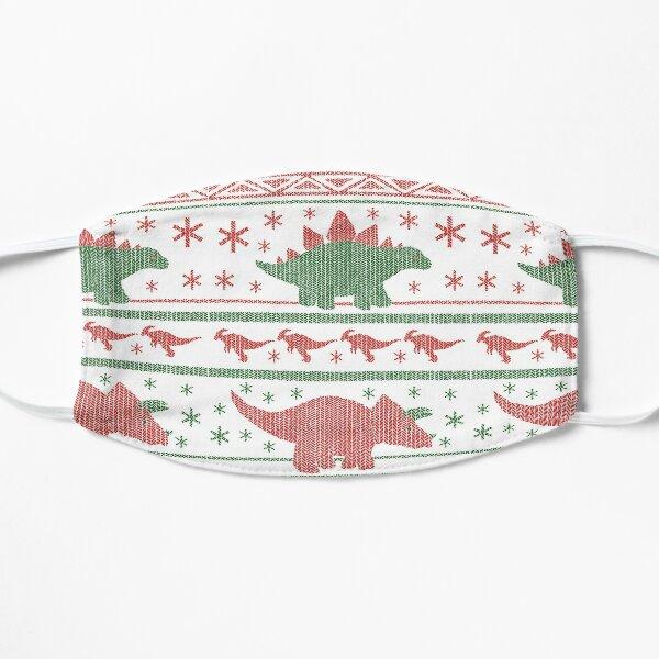 Dinos de Noël  Masque sans plis