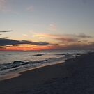 destin fla sunset by craigcal56