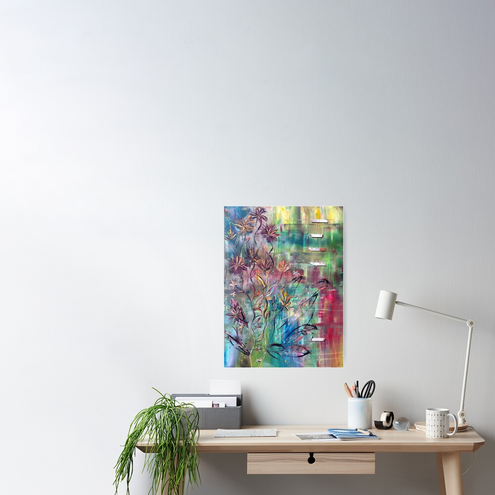 120x160 cm Poster