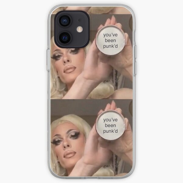 GiGi Goode You've been punched  iPhone Soft Case