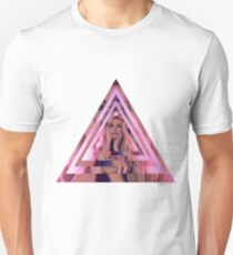 Courtney Act Kaleidescope Unisex T-Shirt