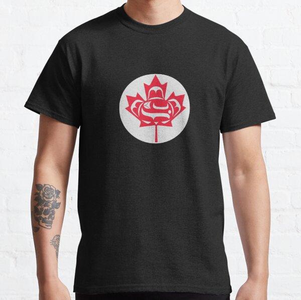Les vies autochtones comptent - Drapeau T-shirt classique