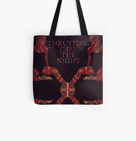 Precious Comfort Love Thrust - Thrusting Thru The Night  All Over Print Tote Bag