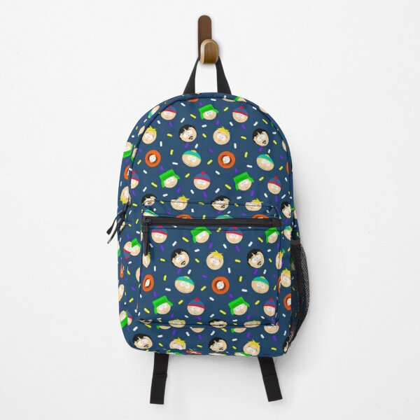 South Park Pattern Backpack