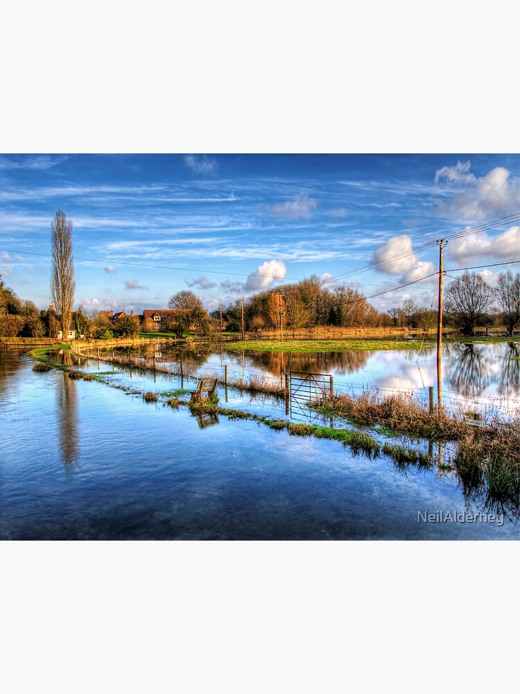 the River Test at Wherwell by NeilAlderney